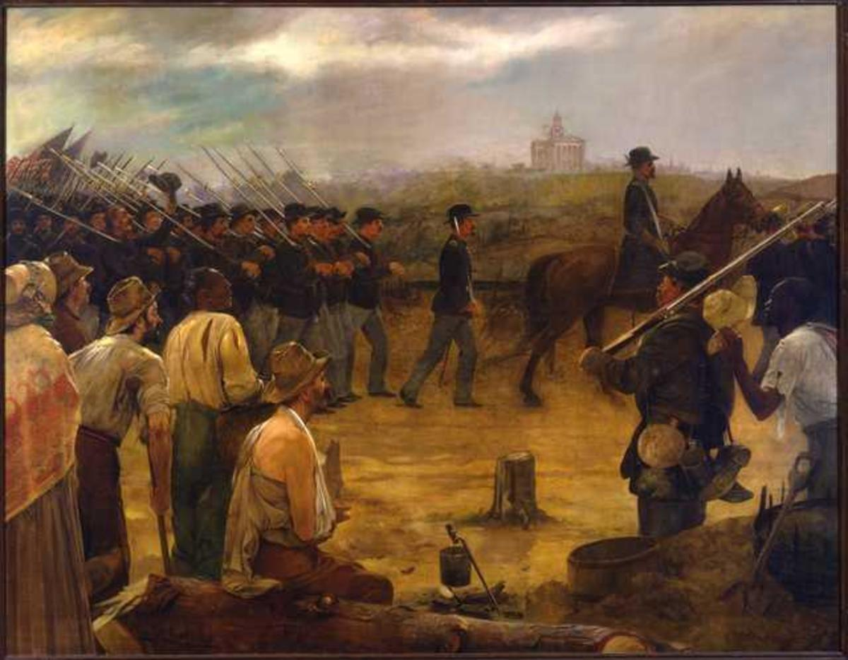 American Civil War Life: The Union's Path To War - Introduction and The Situation Pre-Nov 1860