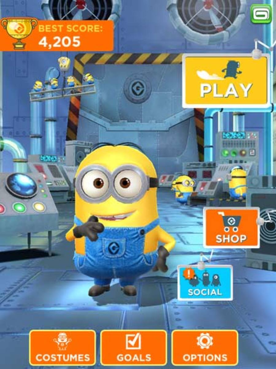 Minion Rush Tips - Despicable Me Minion Game Guide