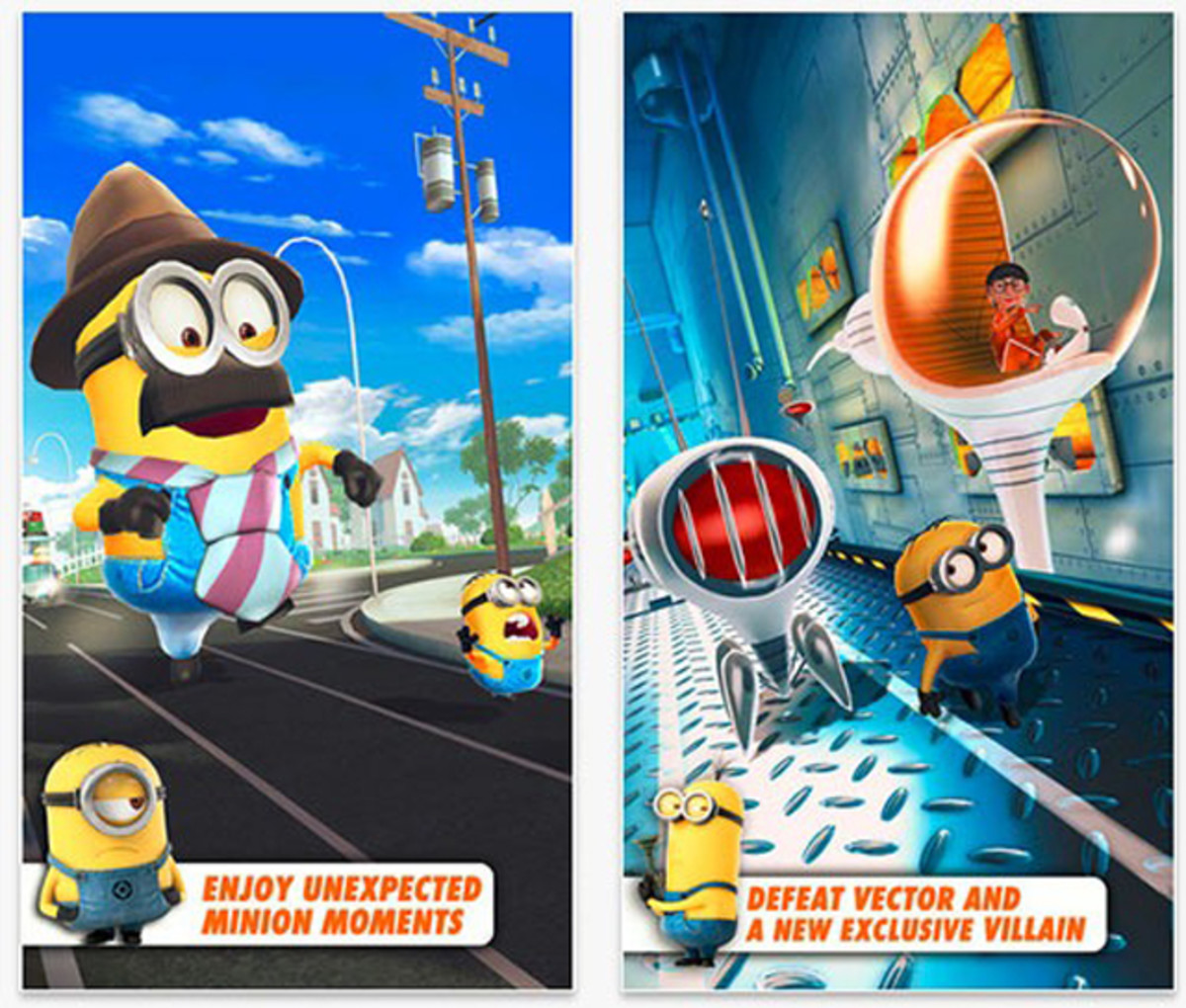 Minion Rush Boss Tips