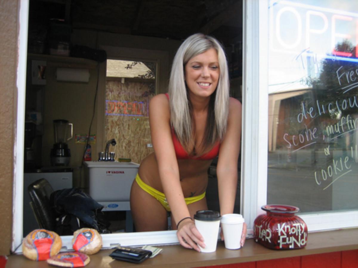 bikini-baristas