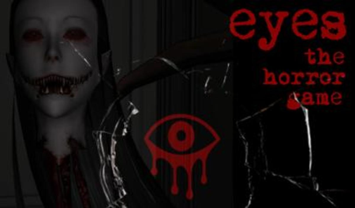 Story Time: Eyes: The Horror Game