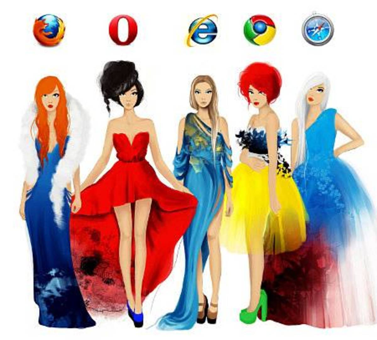 the ladies of the internet