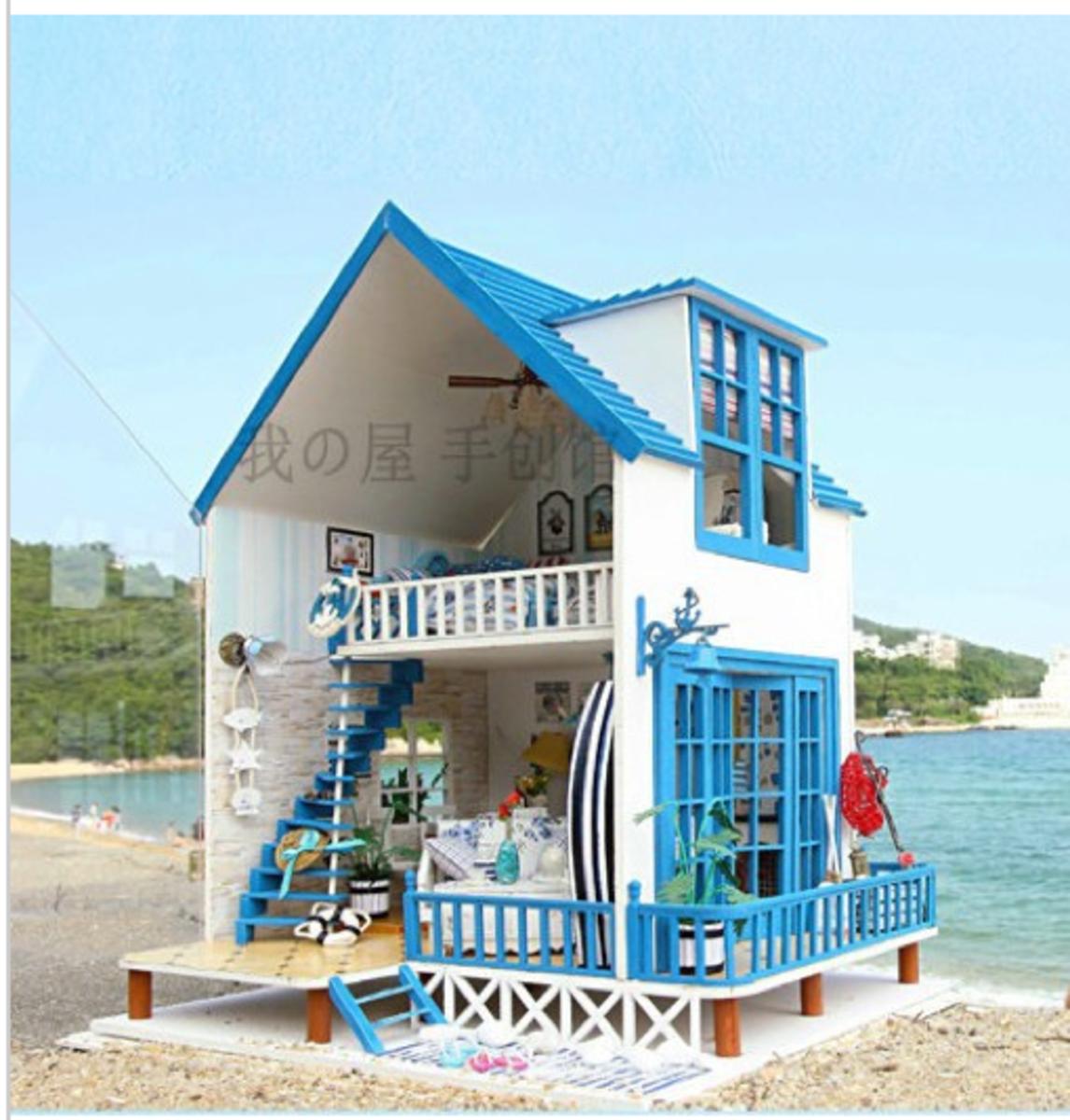dollhouse, beachouse