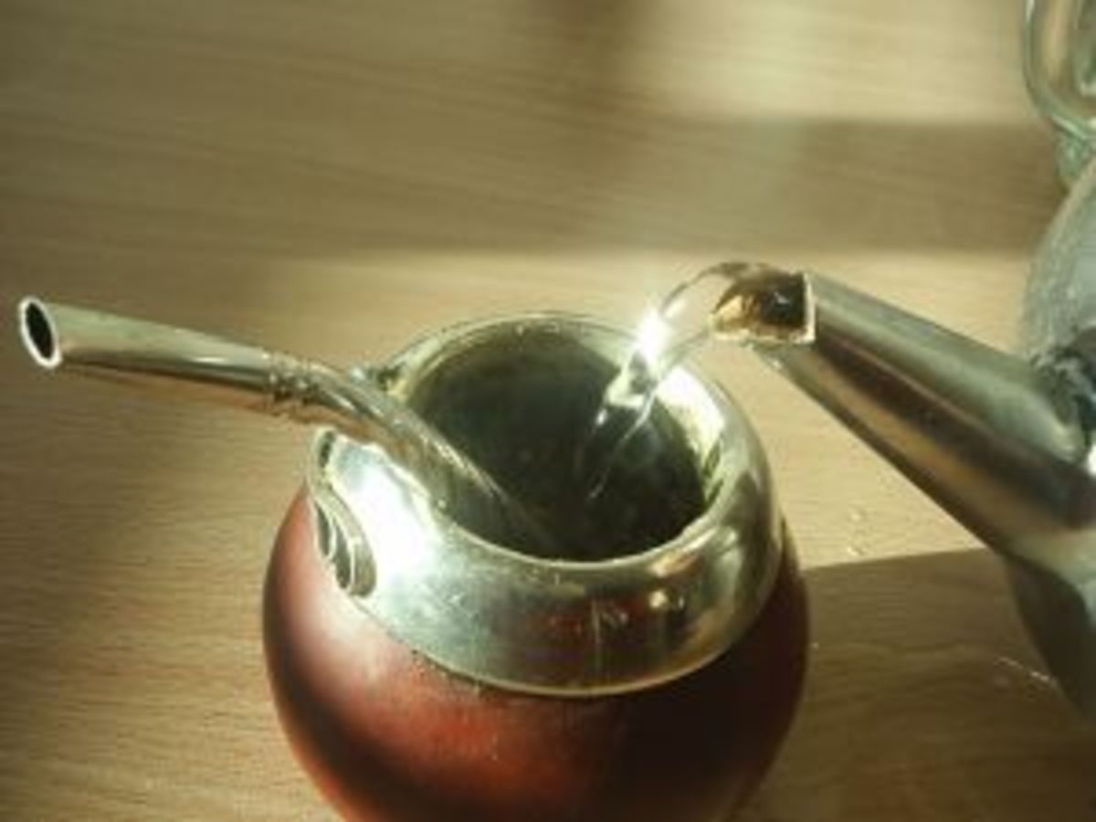 How to lower cholesterol : Mate Tea Lowers Cholesterol