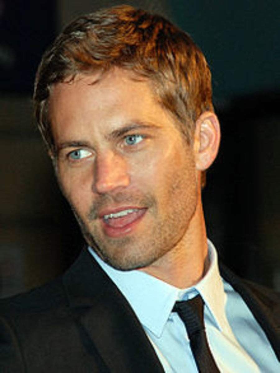 Paul Walker - A Brilliant Career Over too Soon