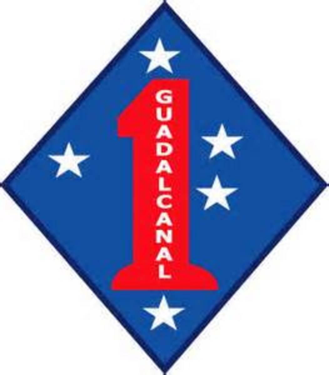 Guadalcanal: The Goettge Patrol