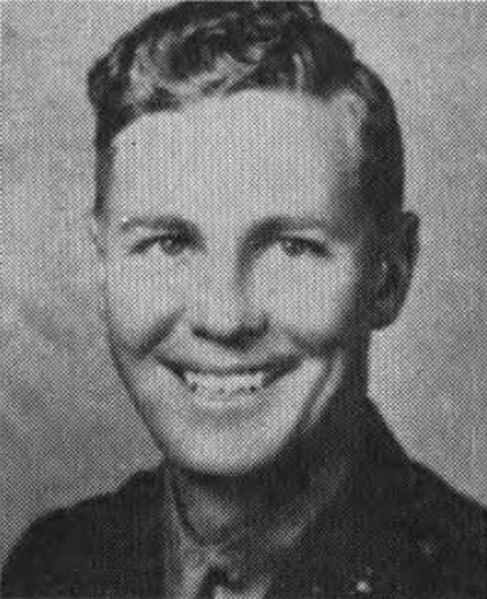 Sgt. Denzil Ray Caltrider, KIA