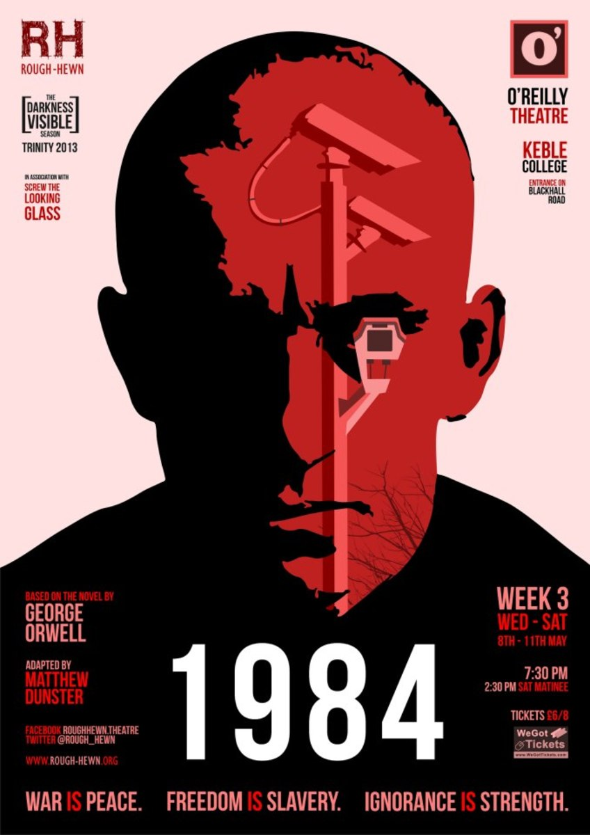 Nineteen Eighty-Four vs Brave New World