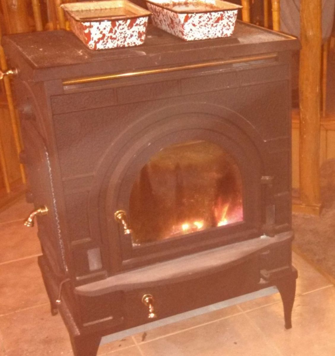 From there, it becomes a fire starter on a cold winter's night.