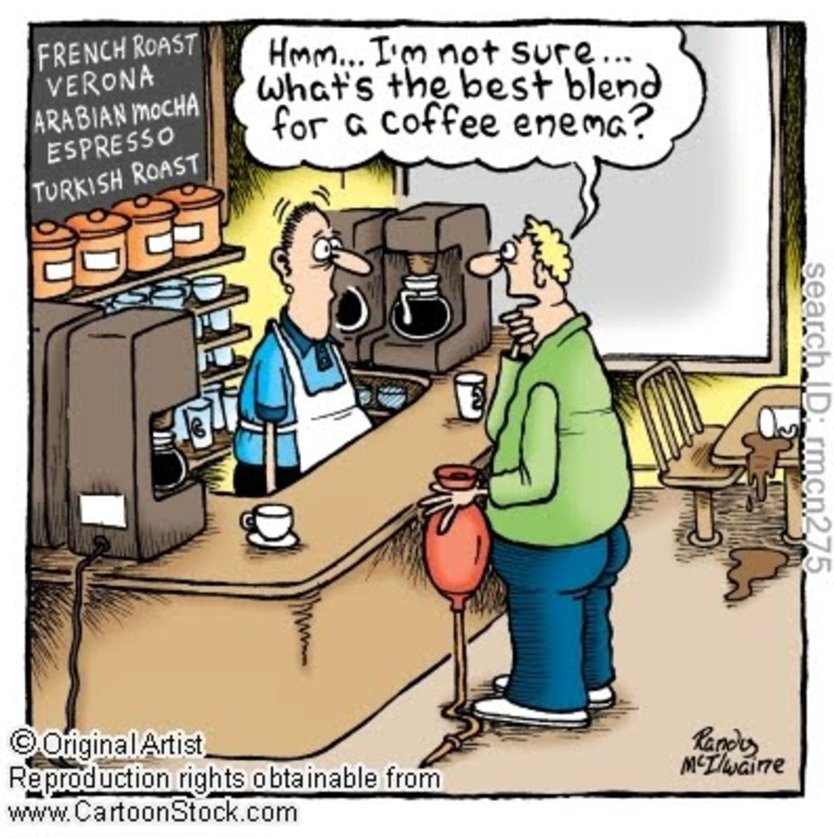 Coffee Enema for Detox?