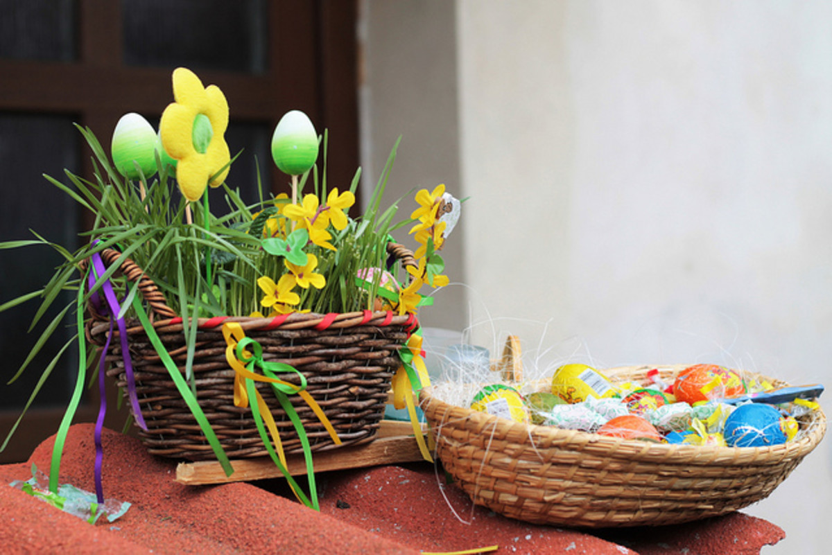 Many of the symbols of Easter are pagan in their origins. Of course pagans have a right to celebrate their Easter.