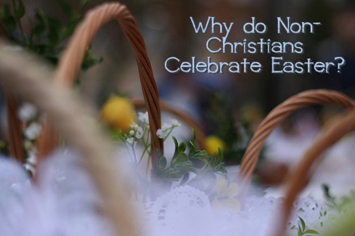 Why do non-Christians celebrate Easter?