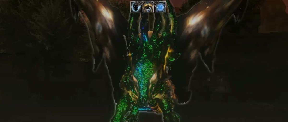 Might and Magic X Defeat Black Dragon in Battle of Karthal