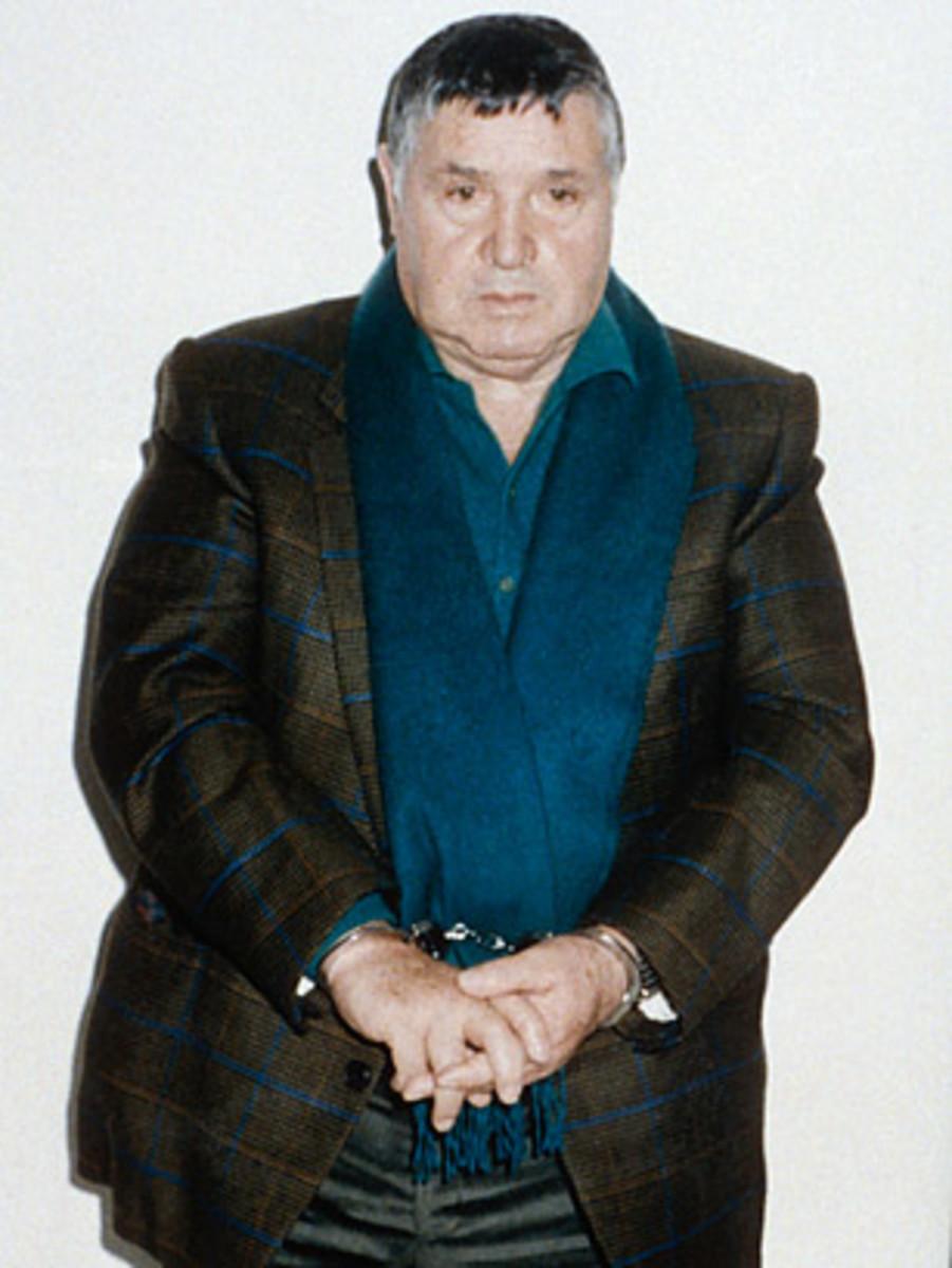 Salvatore Riina.