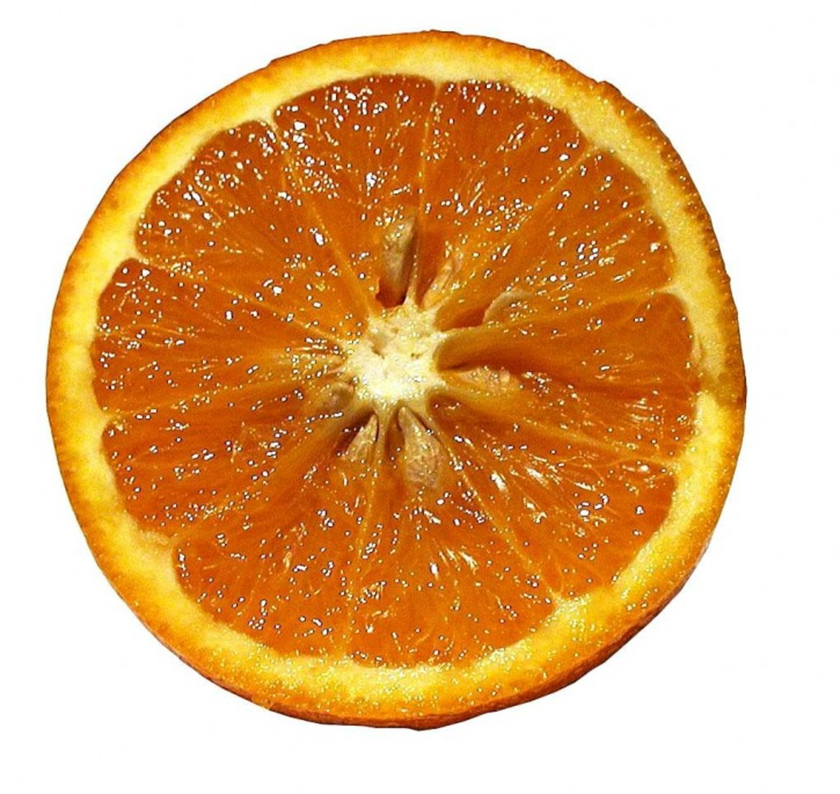 An orange brown sugar glazed pork roast gets its delicious flavor from a fresh orange; always use a fresh orange rather than pre made orange juice.