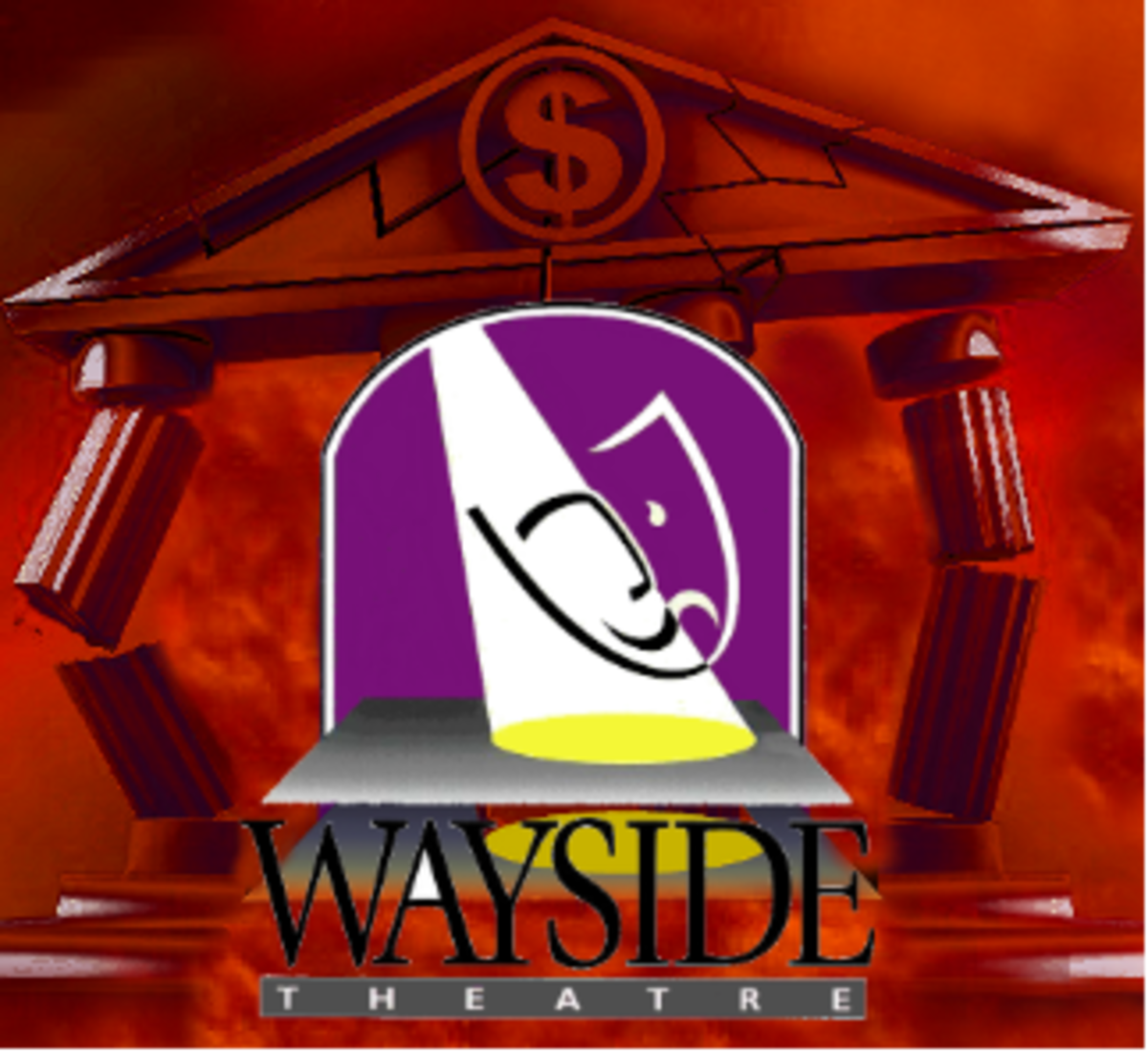 Photo of Wayside Theatre financial collapse