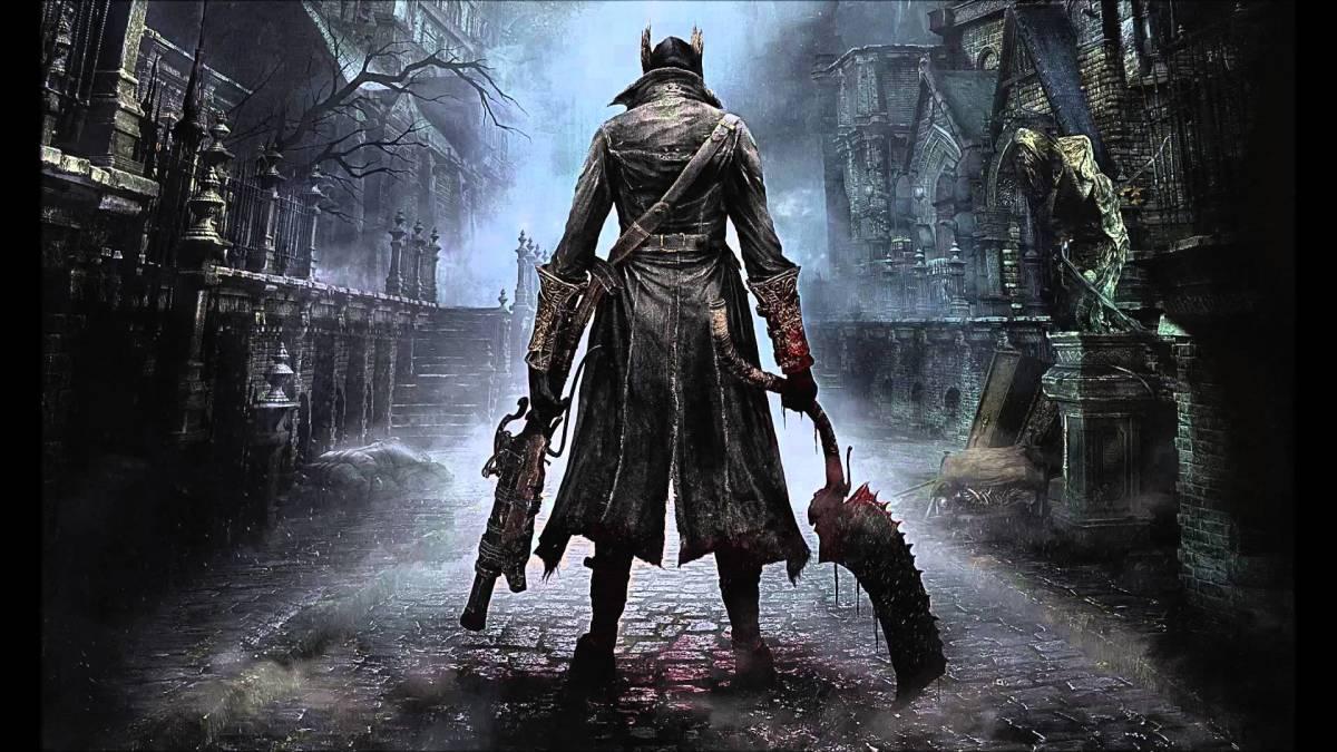 Bloodborne promotional image
