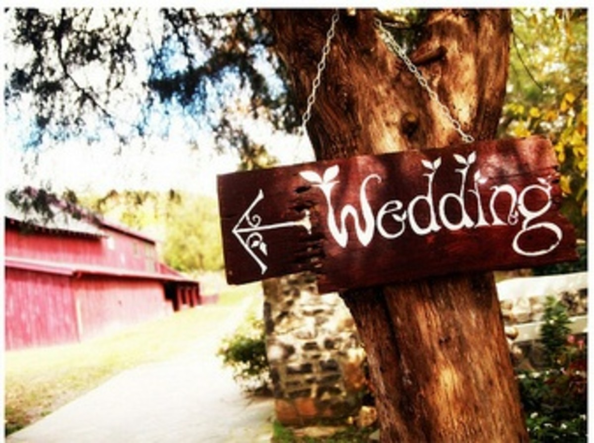 Great Ideas For A Country Cowboy Style Wedding