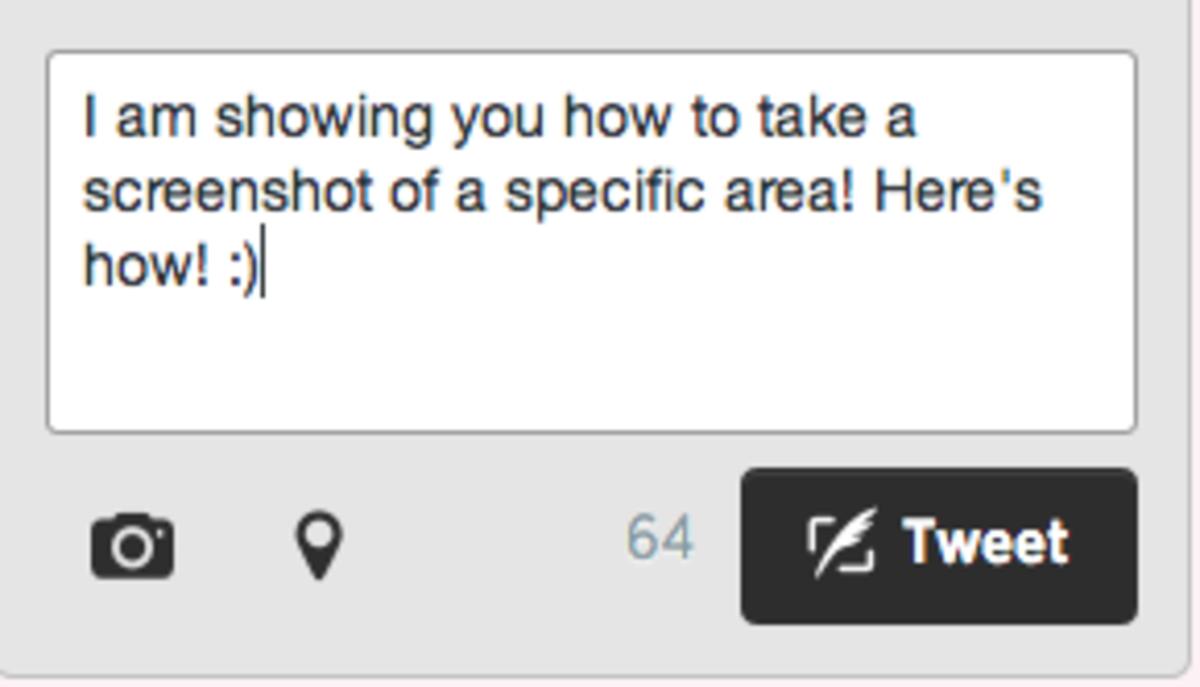 A Screenshot of a tweet.