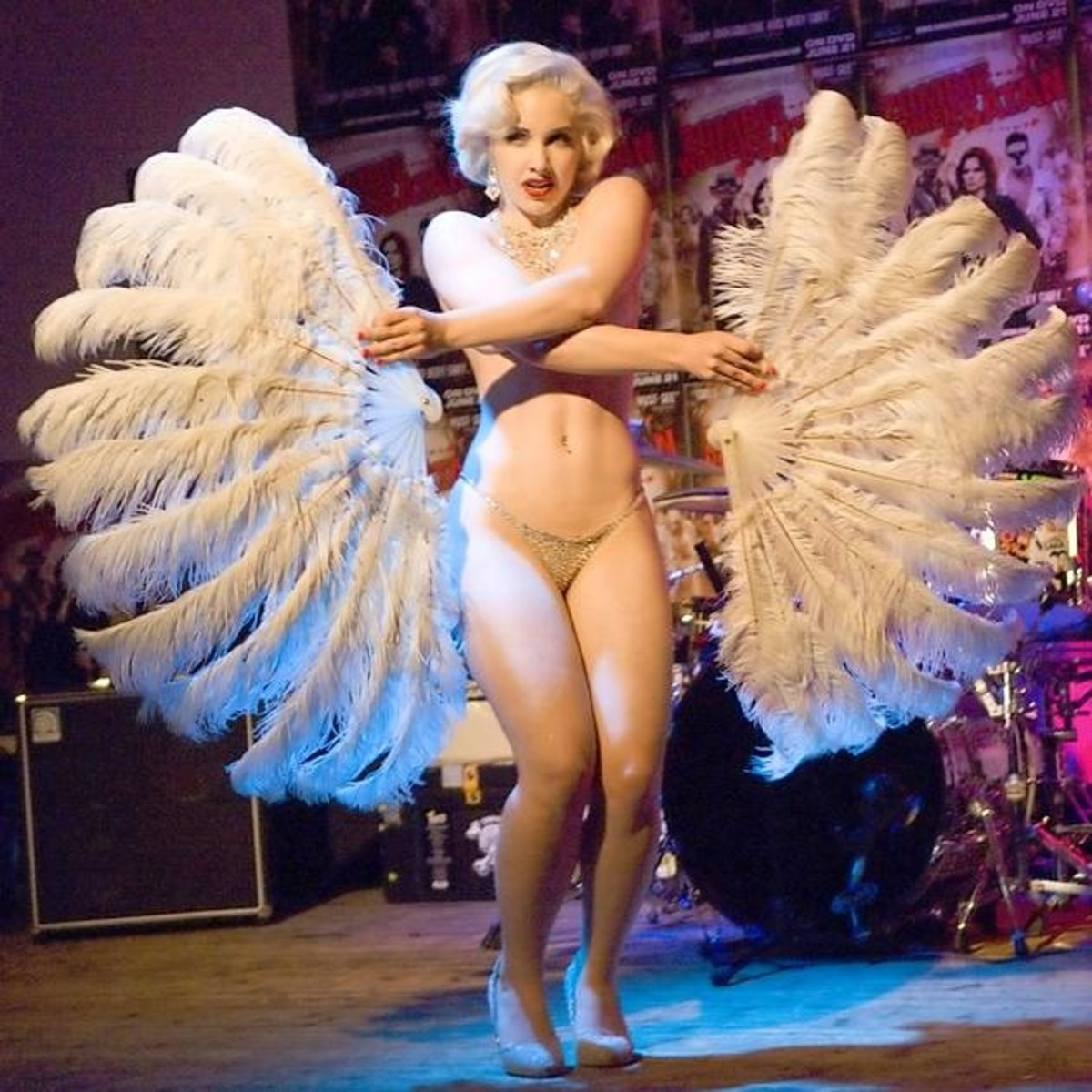 Miss Banbury Cross, Burlesque After Dark.