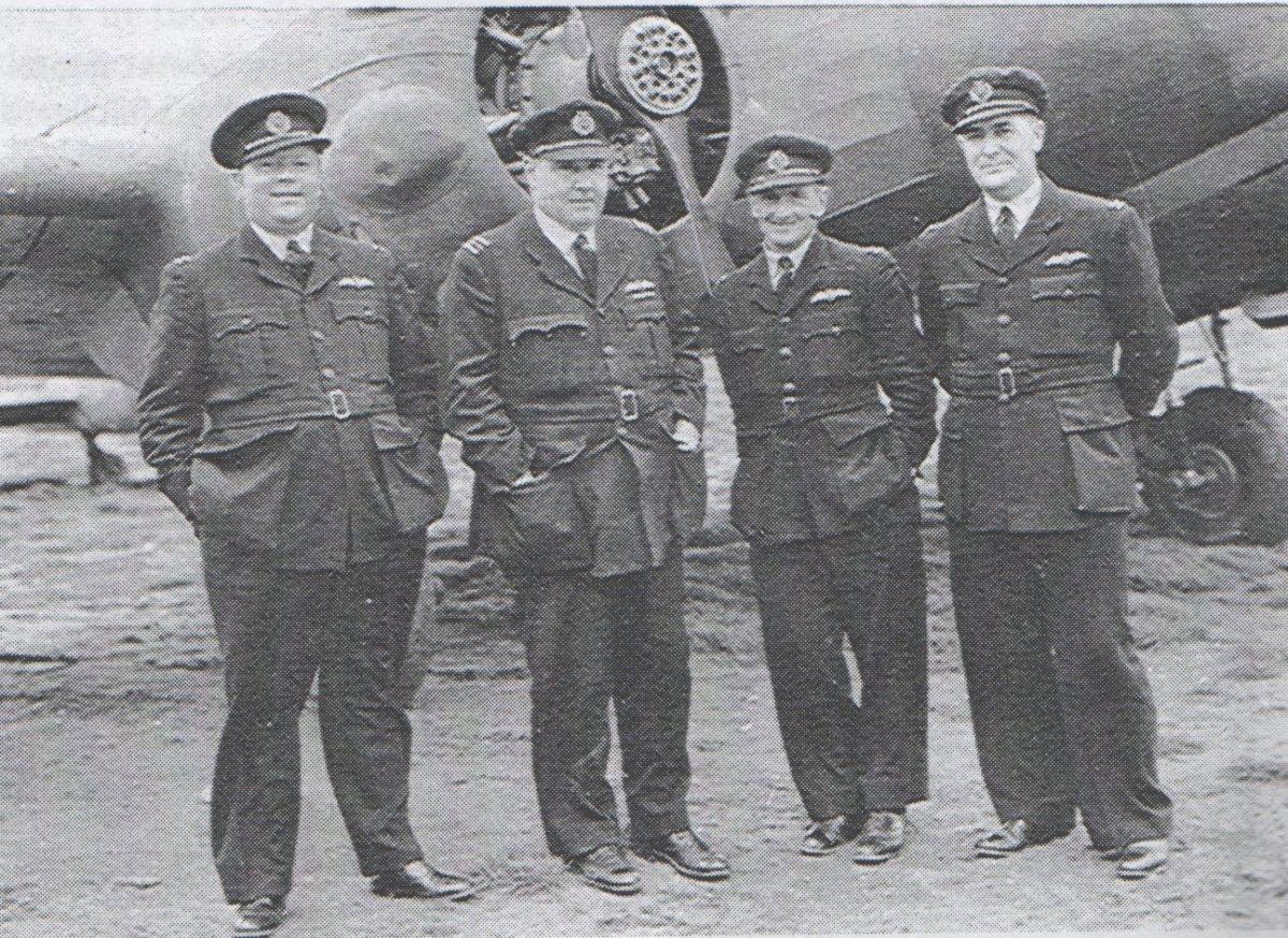 ATA mature male pilots