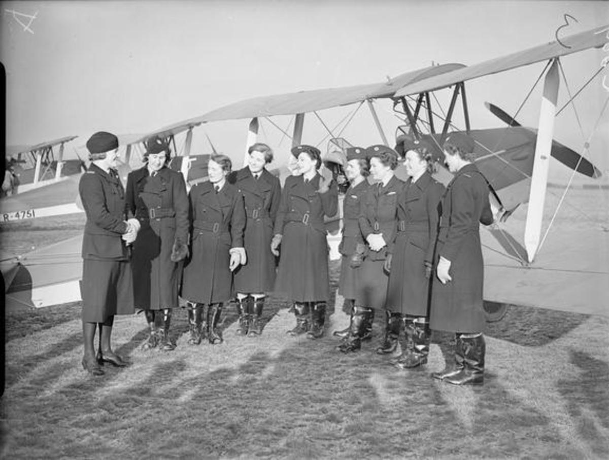 ATA Women founding members