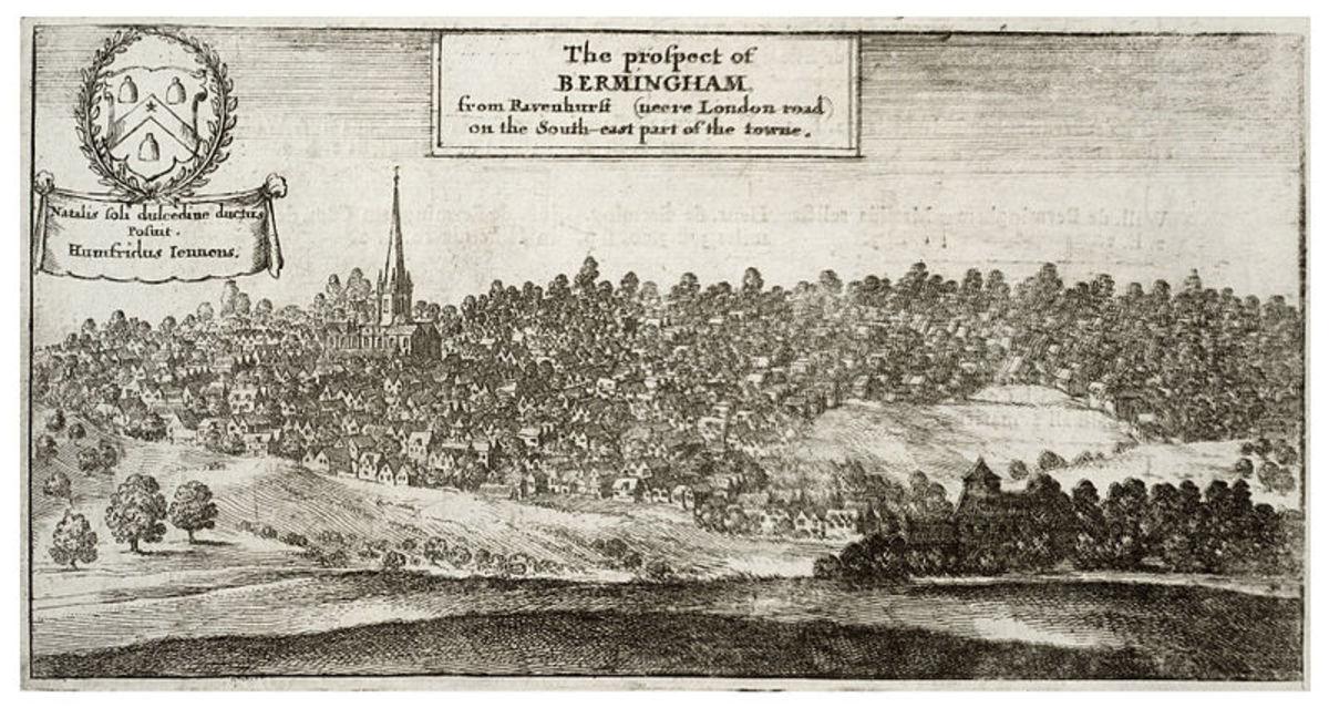 English Civil War: The Battle of Camp Hill