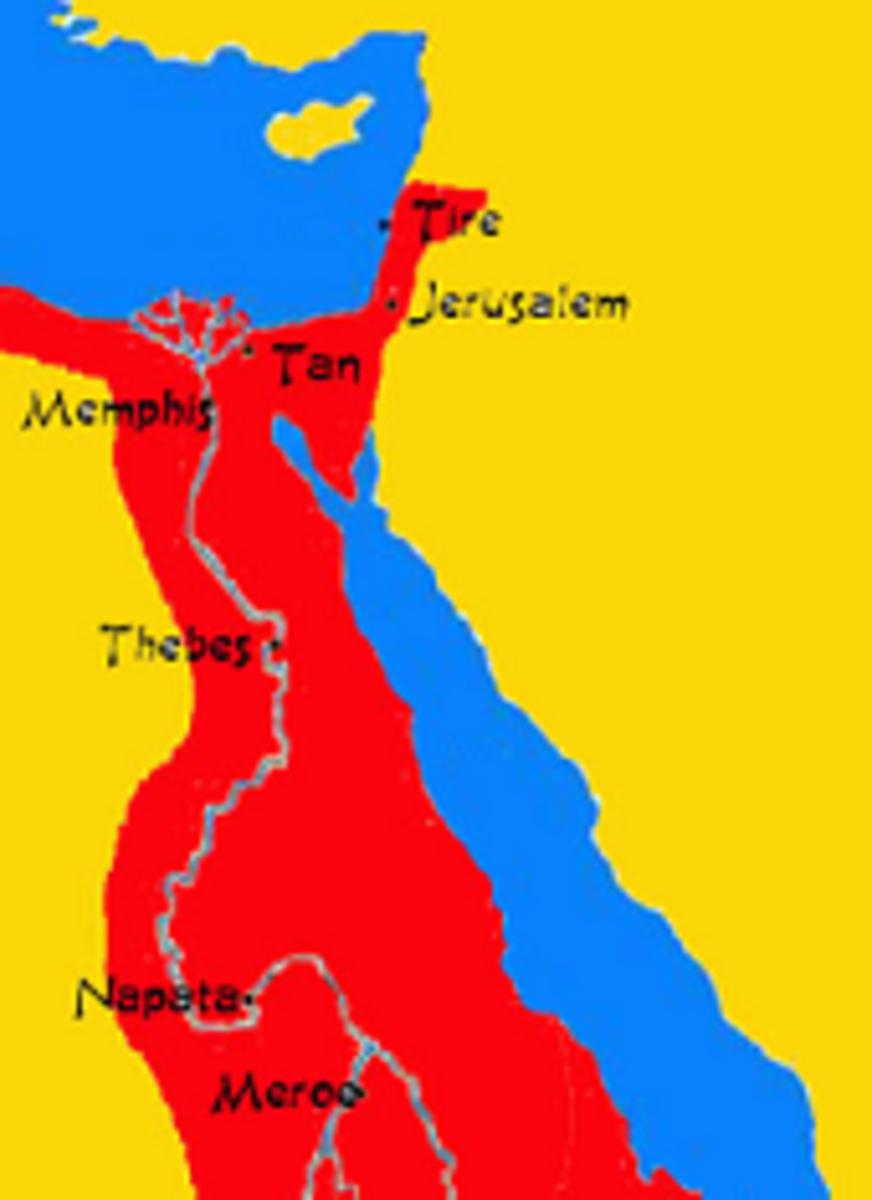 Kush/Nubian Empire