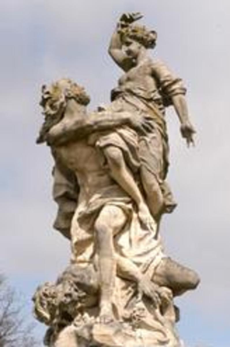 Heracles and Deianira