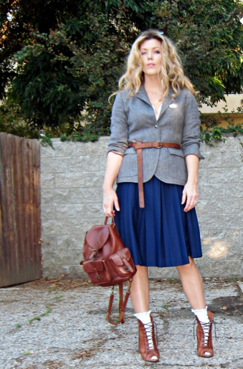 How to Wear a Midi Skirt the Stylish Way