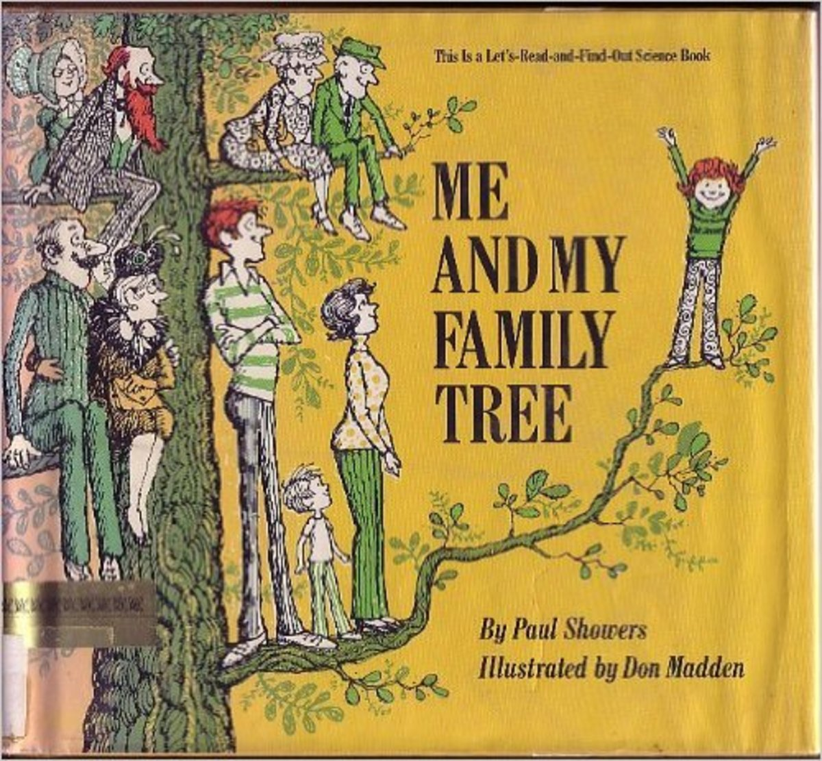 My Family Tree by Paul Showers