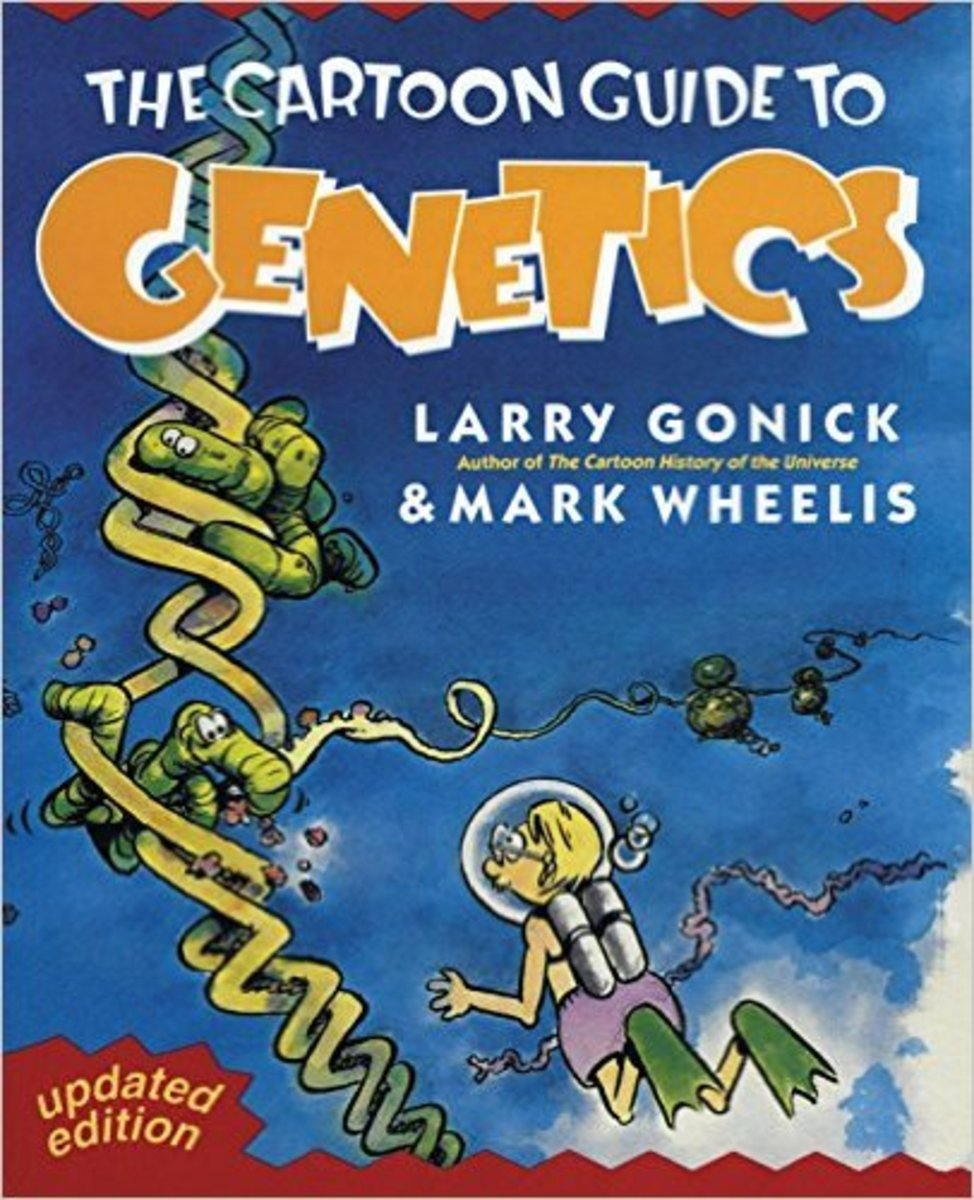 The Cartoon Guide to Genetics (Updated Edition) by Larry Gonick