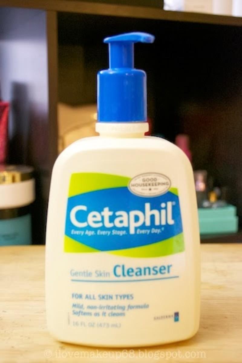 Cetaphil Gentle Face Cleanser