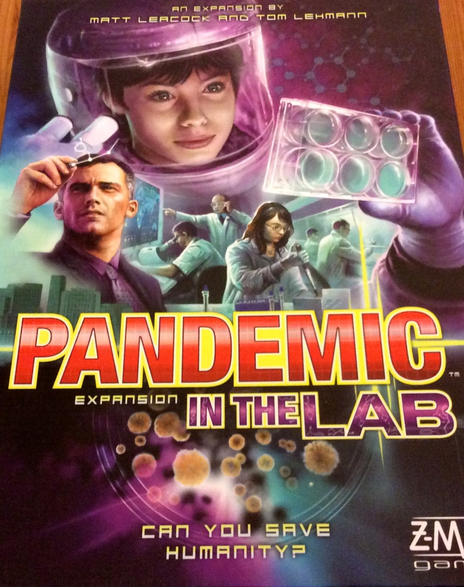 Pandemic In The Lab Expansion Review