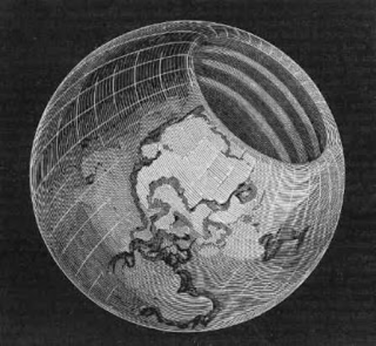 The Strange Tale of Symmes Hole and the Hollow Earth Theory