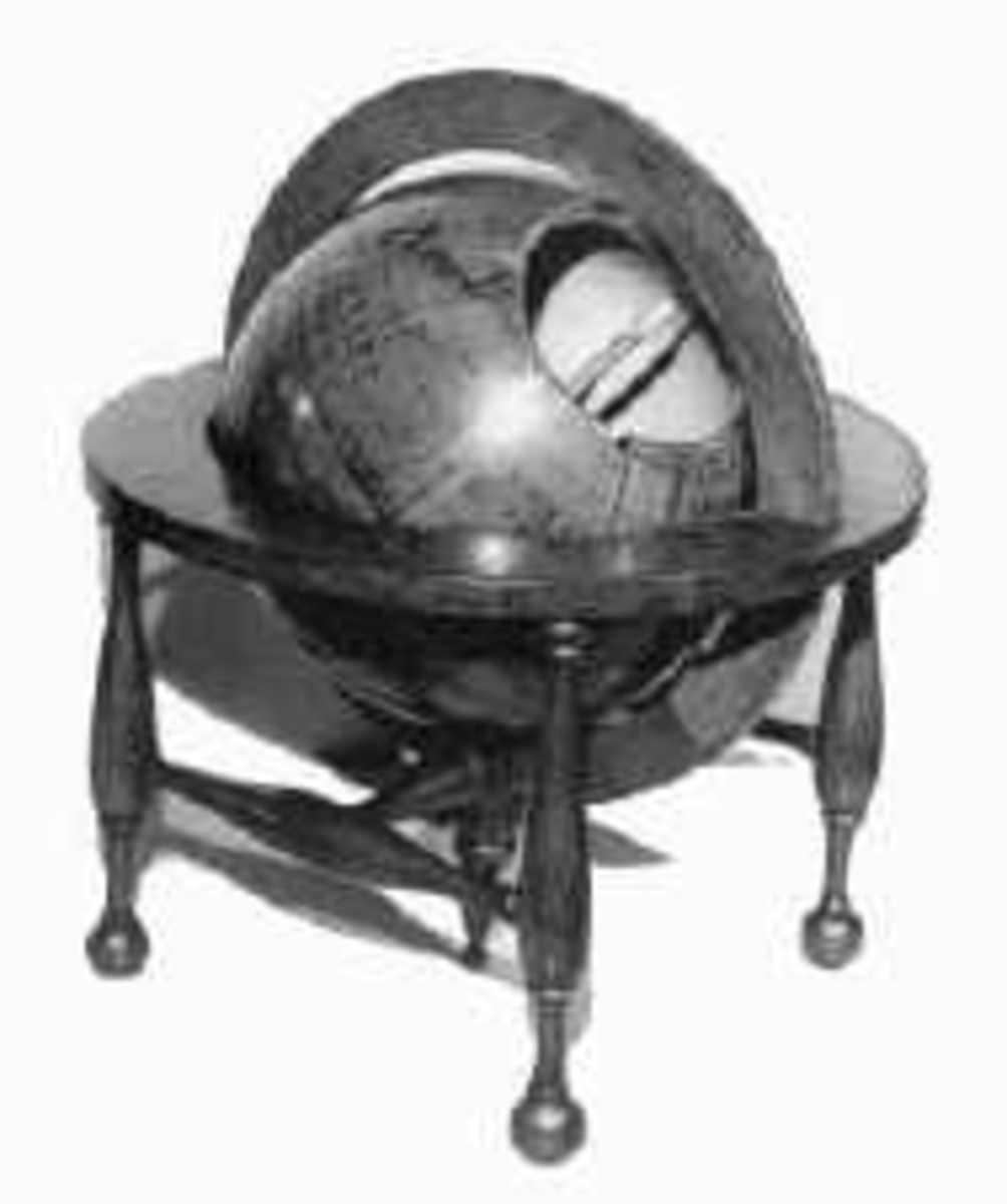 Hollow Globe
