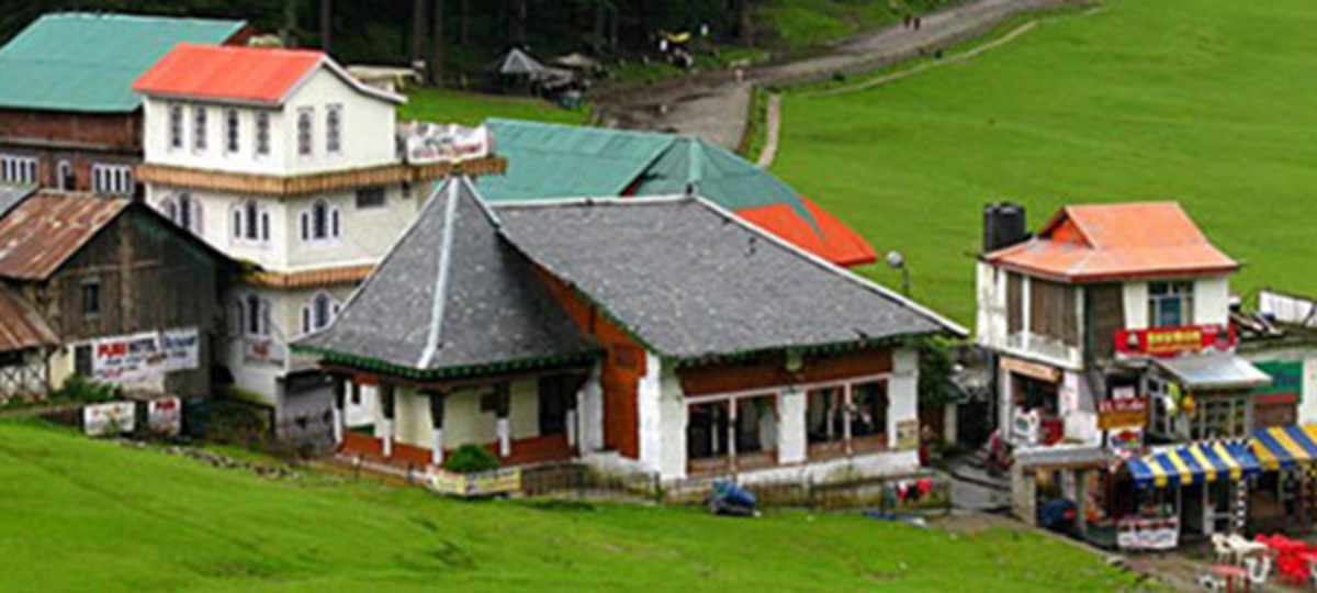 Khajji Nag temple at khijjiar