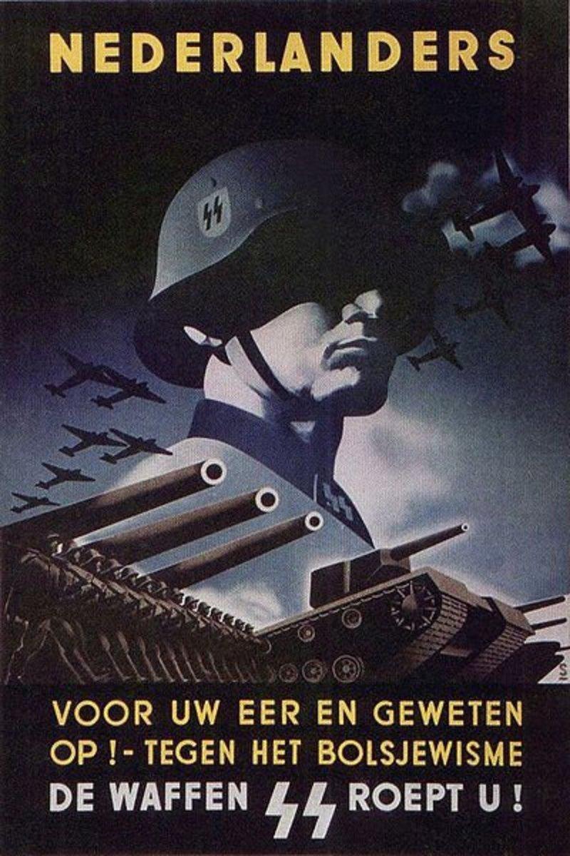 Nazi Propaganda in World War II Germany - Part I