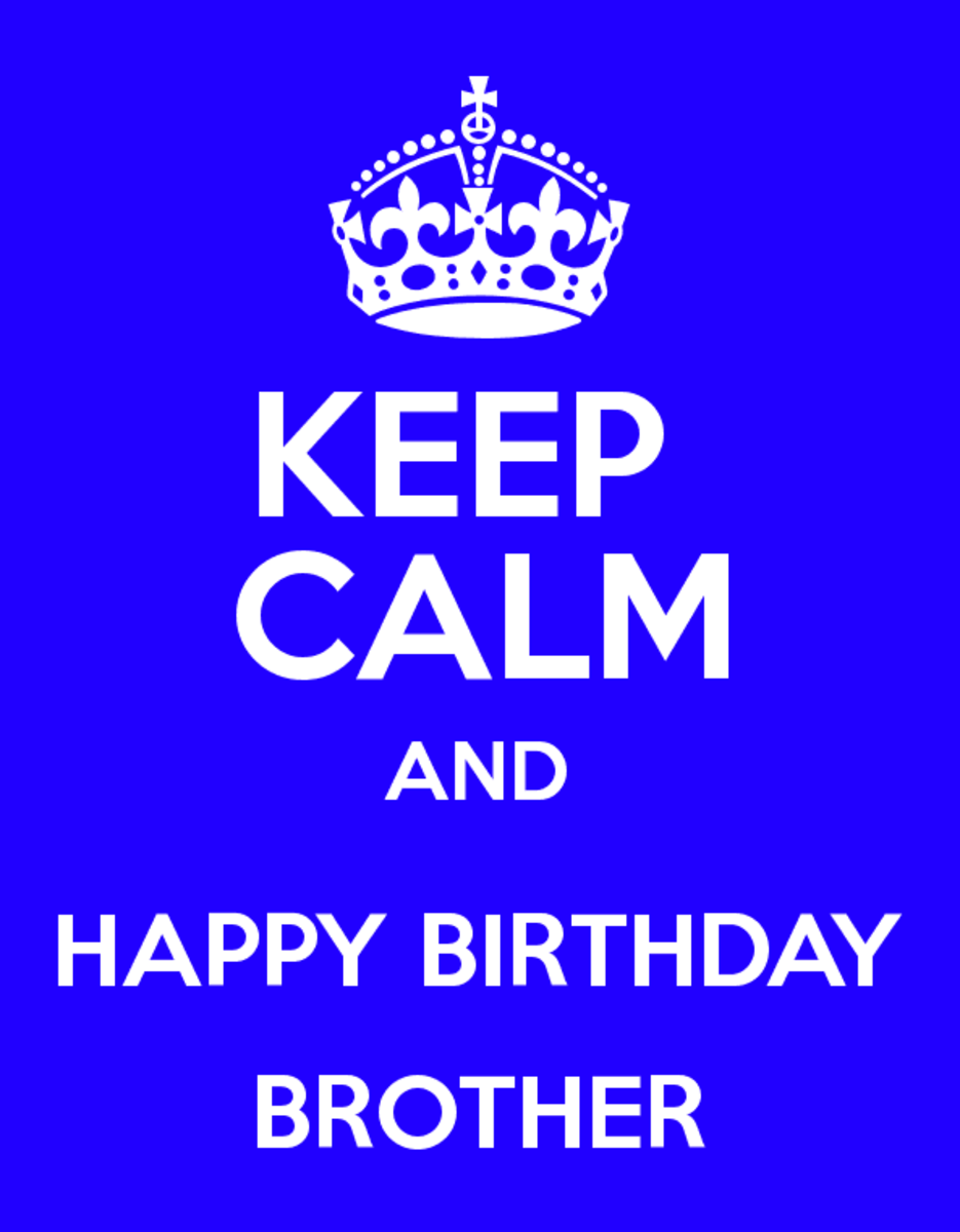 Birthday Wishes Cards and Quotes for Your Brother – Birthday Card for My Brother