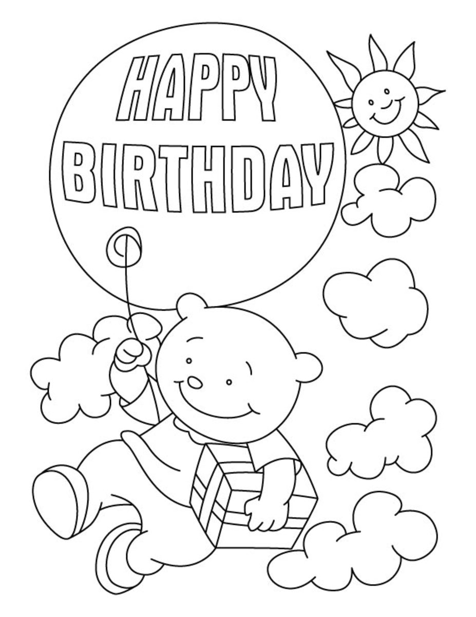 coloring book for 18 month old birthday wishes cards and quotes for your brother hubpages