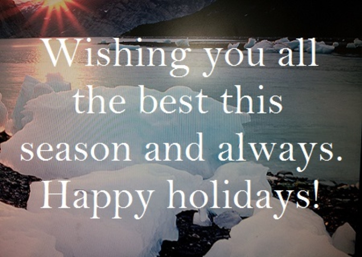 Season Greetings Wishes for Business: Happy Holiday Messages for Card