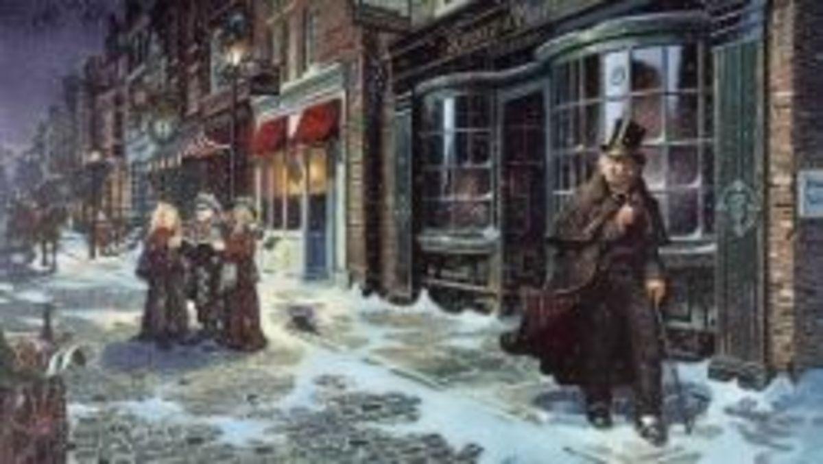 A Christmas Carol Study