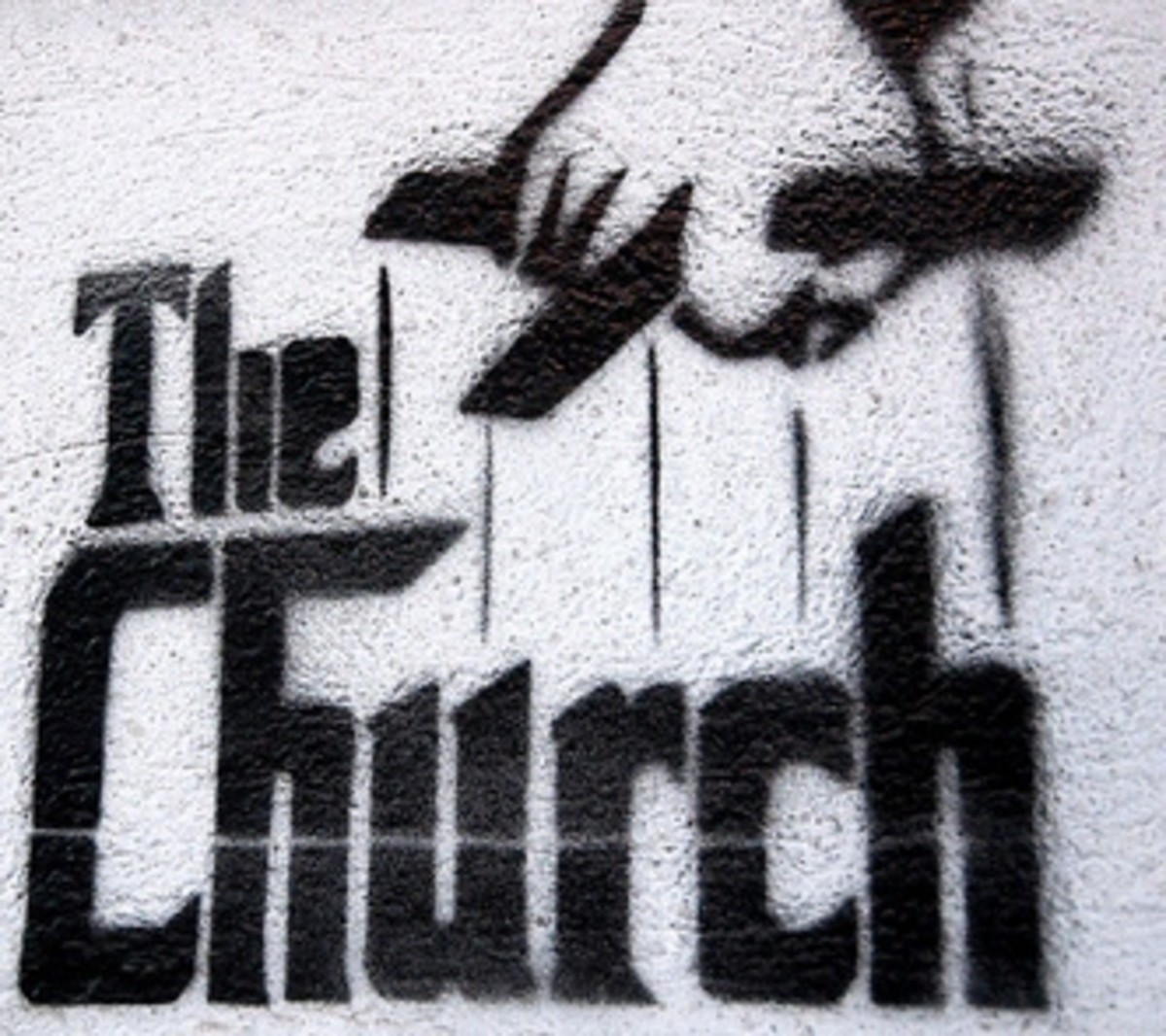 Going to Church will lead to Bondage