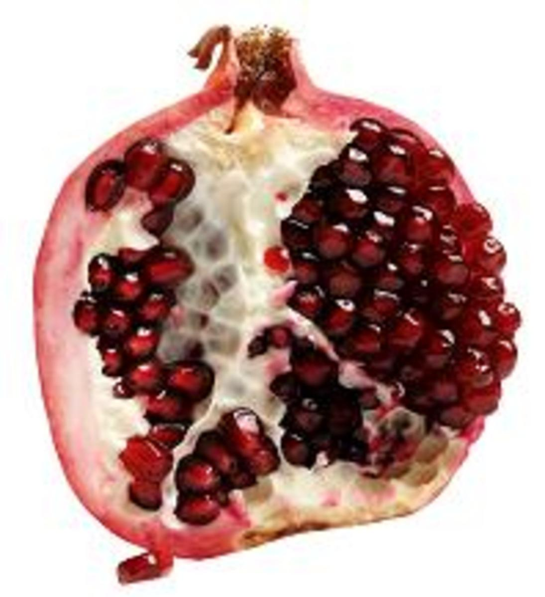 Creams And Serums With Pomegranate Have Anti-Aging Collagen And Elastin Benefits