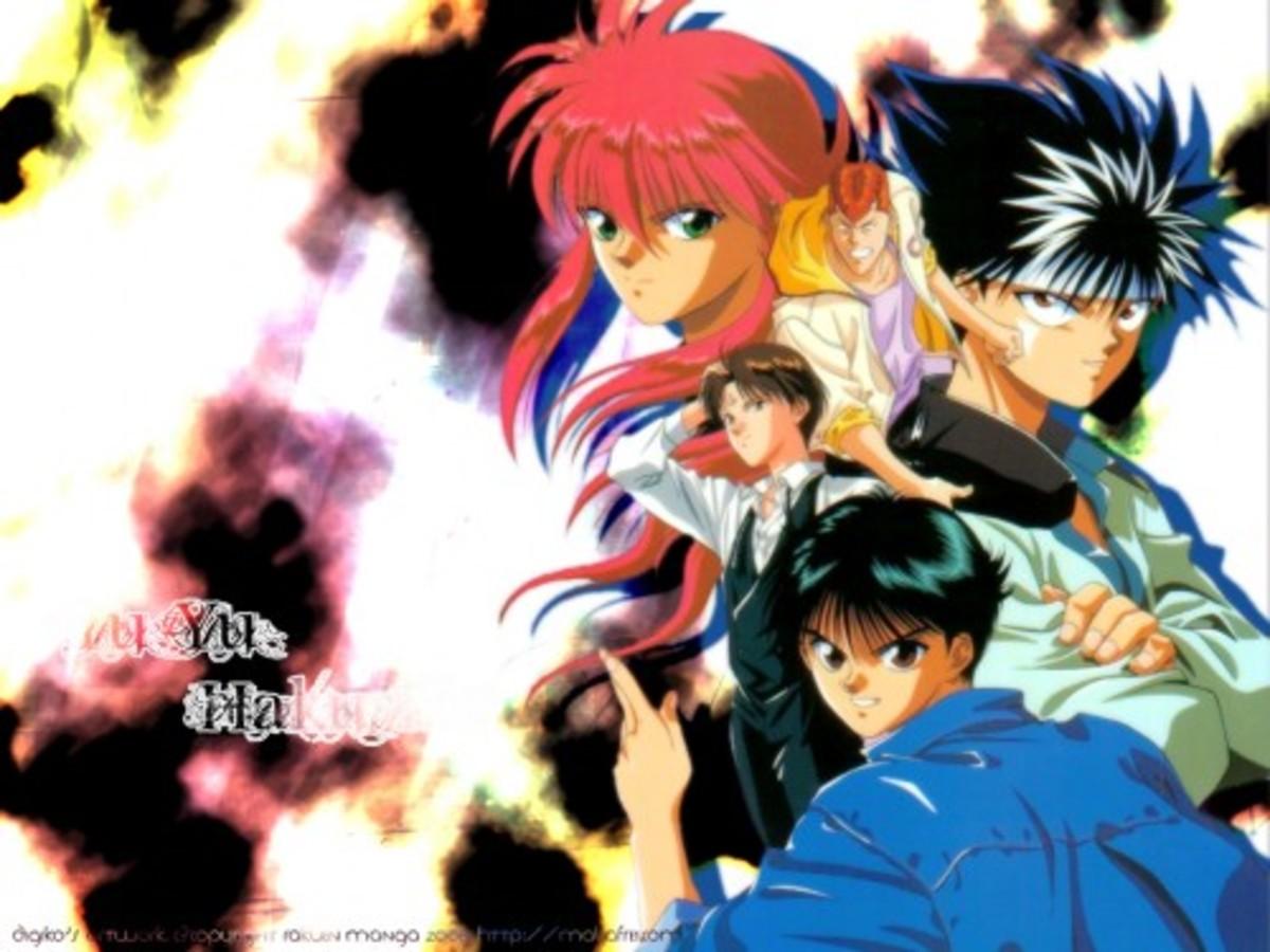 Best anime like Yu Yu Hakusho