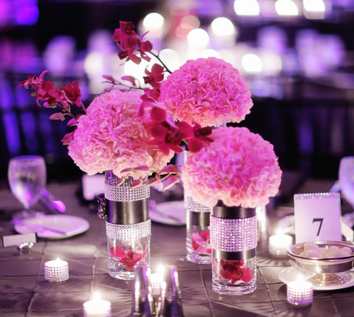 beautiful wedding event