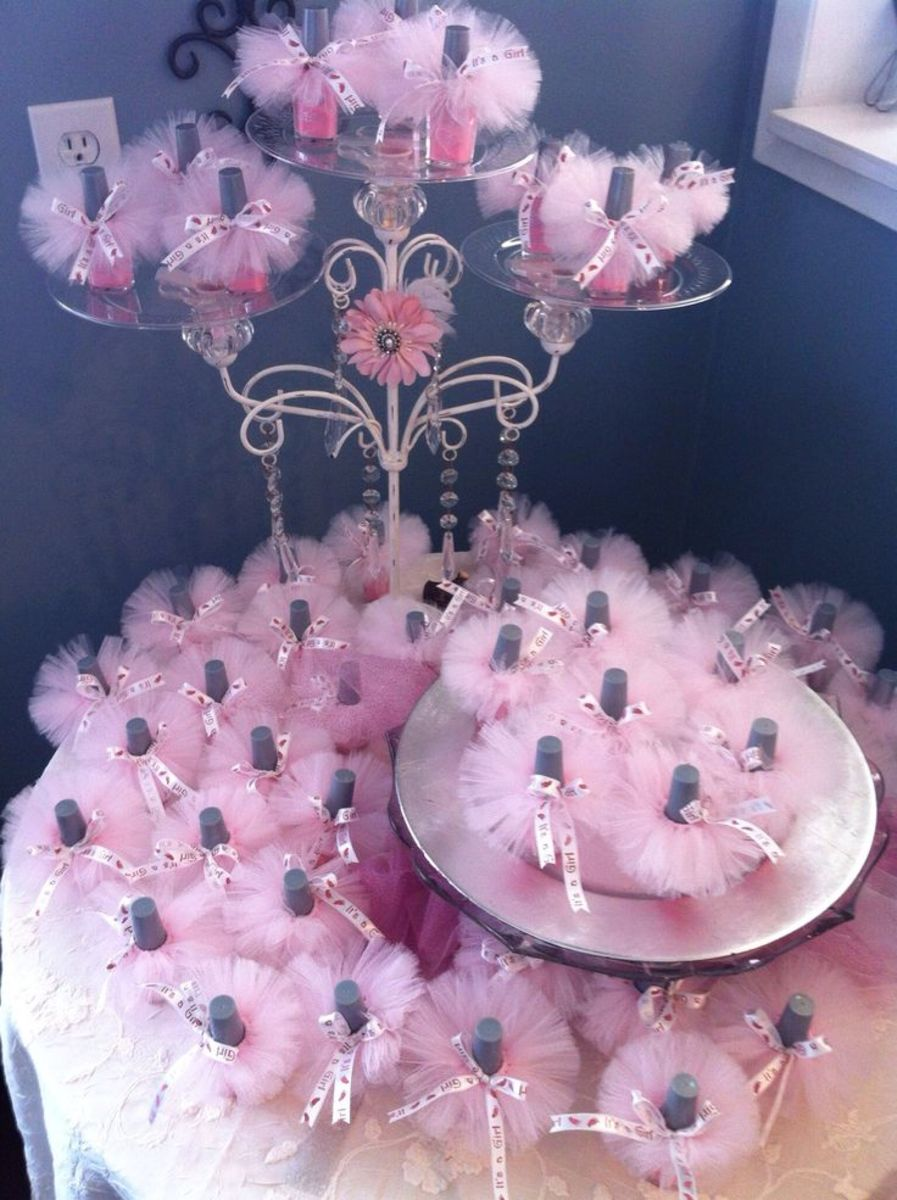 Diy Baby Shower Ideas For Girls Hubpages