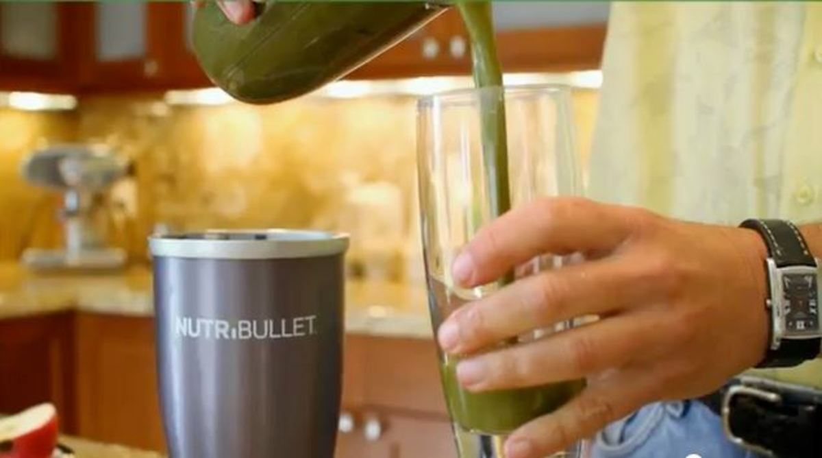 Nutribullet activators