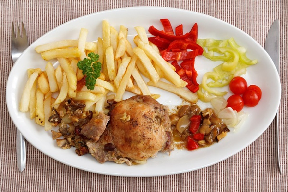 Foods to Avoid While on a Bland Diet: Fried foods