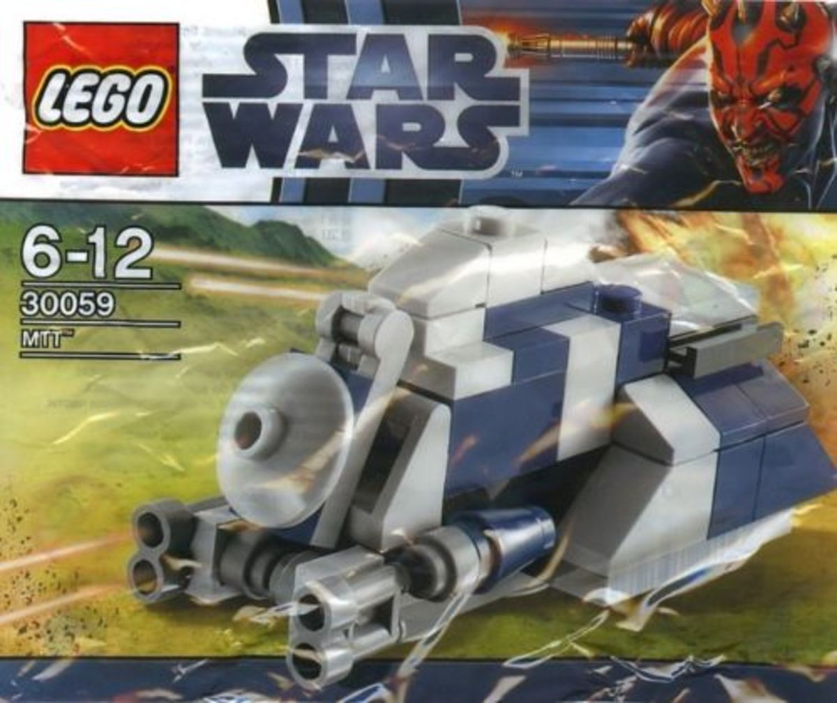 LEGO Star Wars MTT 30059 Bag